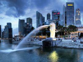 Vé máy bay đi Singapore