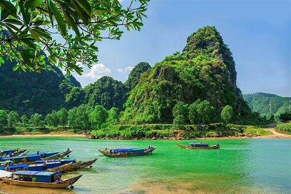 Vé máy bay Vietjet đi Đồng Hới