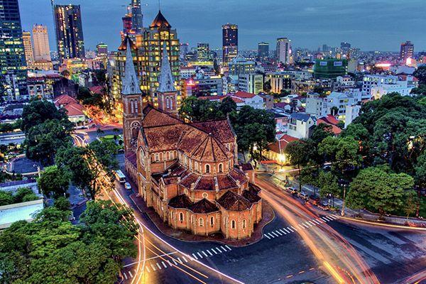 Thời gian bay từ Nha Trang đến TPHCM