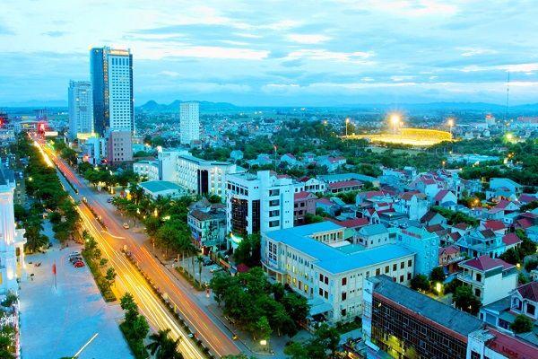 Lịch bay Sài Gòn Vinh